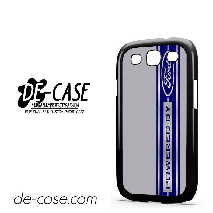 Powered By Ford DEAL-8885 Samsung Phonecase Cover For Samsung Galaxy S3 / S3 Mini