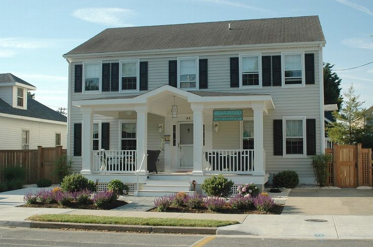 Rehoboth Beach House Rental: Rehoboth Beach House And Cottage....1 Block To The Beach And 3 Blocks To Town | HomeAway