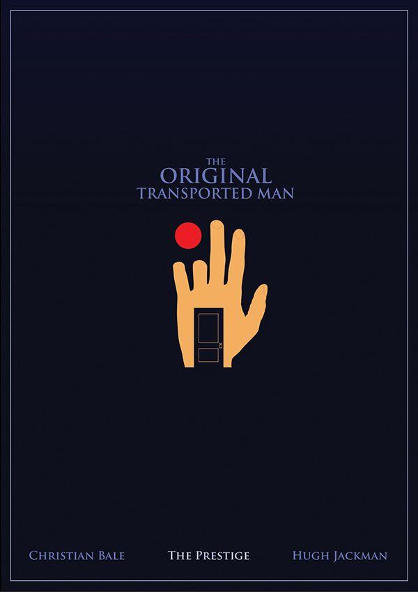 The Prestige (2006) ~ Minimal Movie Poster by Kiran R #amusementphile