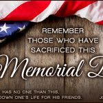 when is memorial day 2014 in usa