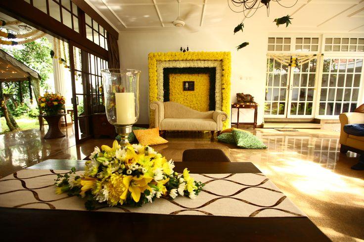 10 Best Pasupu Kottadam Haldi Ceremony Decor Images On Pinterest