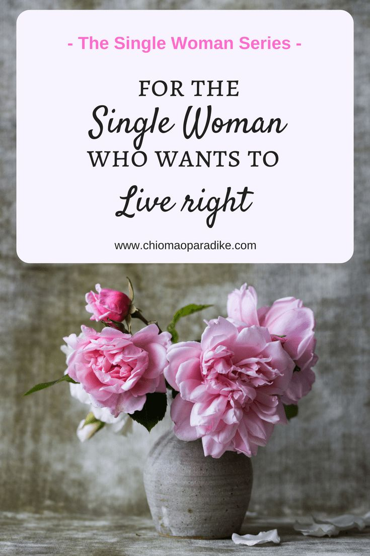 Do you believe it's time to take a stand against unfair characterizations of single women? Me too. It's time that the life of a single woman is not subjected to her marital status. Read on for more