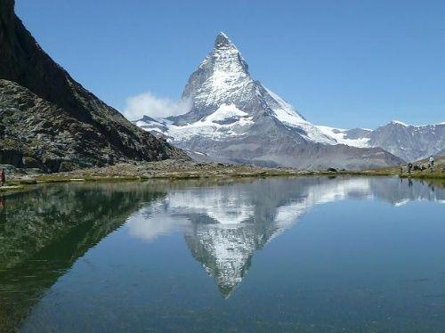 離職記念☆37泊38日貧乏旅行16:スイスの巻⑩ マッターホルンを満喫! (ツェルマット)