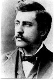 Morgan Earp 1851-1882. I really need to consider making a separate Yesterday's Dreamboats or Teen Bop 1800 board ...