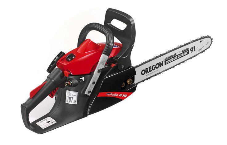 Cauți o unealtă potrivită pentru activitățile tale agricole? Acest motoferăstrău este ideal pentru momentele când ai nevoie să tai rapid câteva crengi sau o cantitate mică de copaci din grădină, într-un timp scurt. Dacă ai nevoie de lemne pentru foc rapid, motoferăstrăul Castelgarden Oregon Petrol XC 350 Q este soluţia cea mai bună pentru tine!