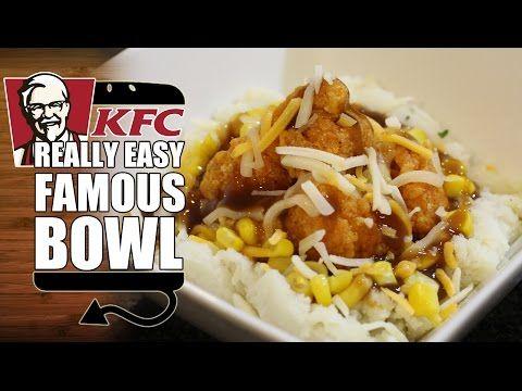 KFC Famous Bowl – Hellthy Junk Food