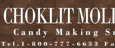 Choklit Molds Store | Candy Making Supplies | Home of the Original Sandwich Cookie Molds |