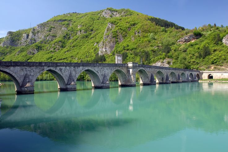 Visegrad bridge - Bosnia
