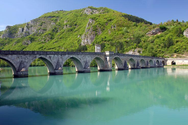 Visegrad bridge - Bosnia