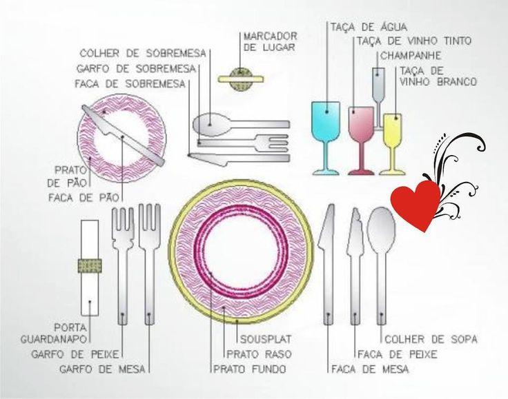 como arrumar mesa de jantar romantico - Pesquisa Google