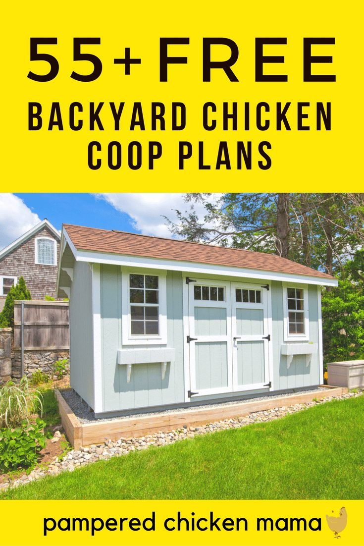 25 melhores ideias de chicken coop plans free no pinterest