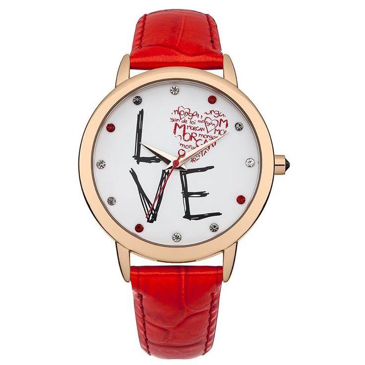 Morgan M1214RRG Női karóra - Ajándék Pénztárcával - Morgan - karóra, webáruház és üzlet, Vostok, Bering, Ice Watch, Morgan, Mark Maddox, Zeno watch, Lorus