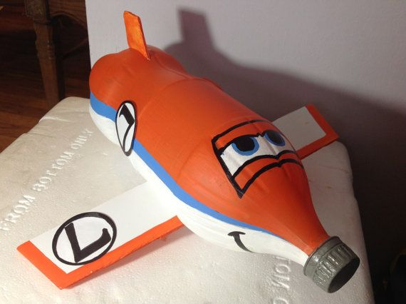 Disney Planes Birthday Party Centerpieces Balloon Weights on Etsy, $9.50