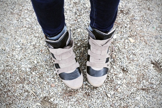 Crime    #wedges #sneakers #shoes #collection #blogger #streetstyle