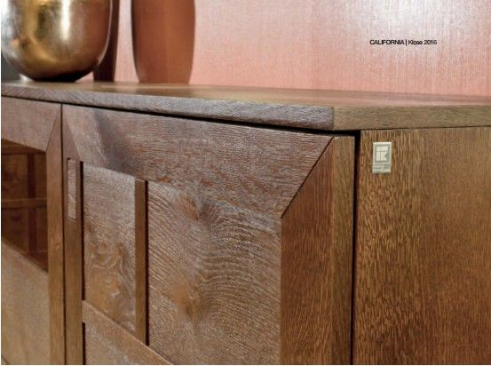 Beauty of solid wood. Design by Klose.