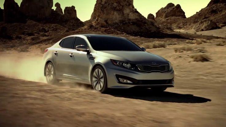 2011 Kia Optima- 'One Epic Ride' Big Game Commercial