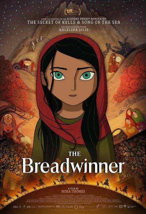 The Breadwinner 【 FuII • Movie • Streaming