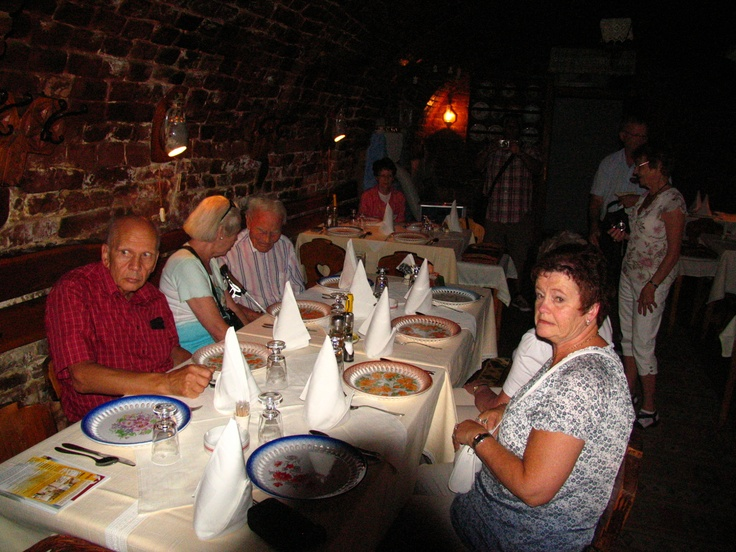 Traditional Transilvanian Restaurant in Sibiu with an excellent kitchen.