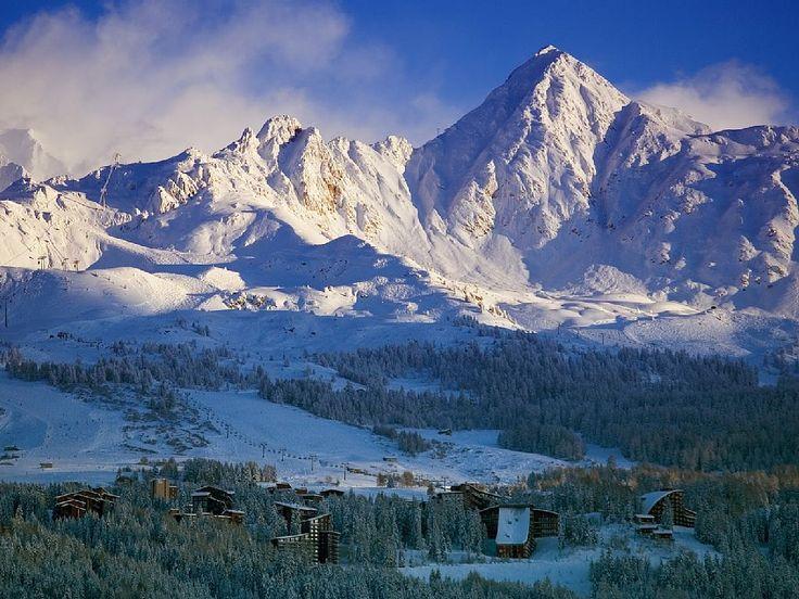 Panorama exceptionnel à Gérardmer #vosges #montagne #ski