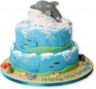 Sea World Cake . . .