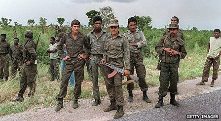 This Day in History:  Jan 10, 1989: Cuban troops begin withdrawal from Angola http://dingeengoete.blogspot.com/ http://news.bbcimg.co.uk/media/images/61652000/jpg/_61652517_angola_cubans_1988_g.jpg