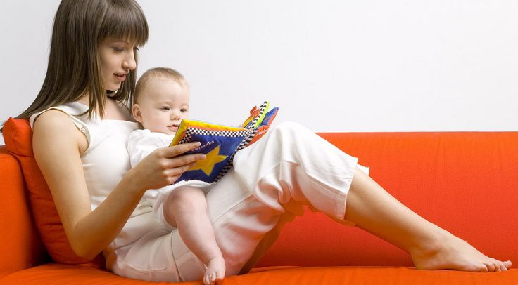 7 korzyści z czytania dzieciom od samych narodzin #kiddystarter