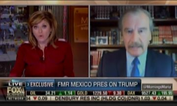 Donald Trump Demanded An Apology From Vicente Fox. This Is What He Got Instead.