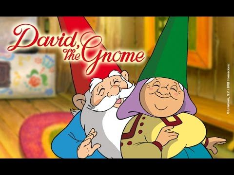 David le gnome - 06 - Le mariage - YouTube