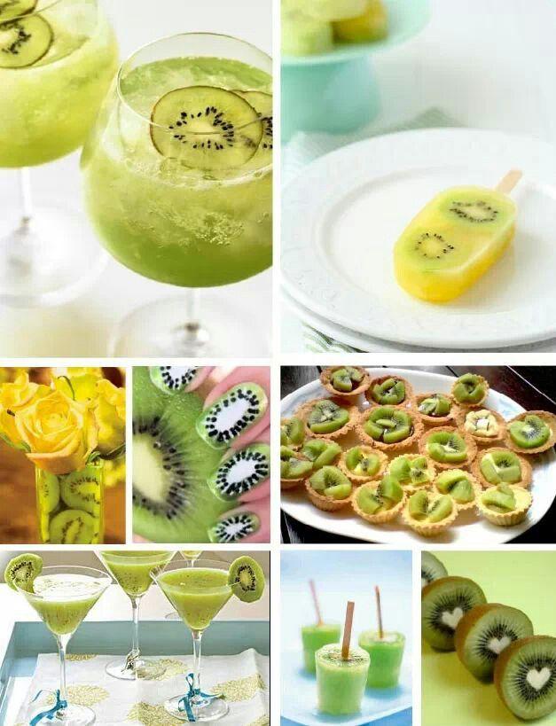 Kiwi fruit drink   Drink Mixes   Pinterest   Kiwi, Drinks and Fruit