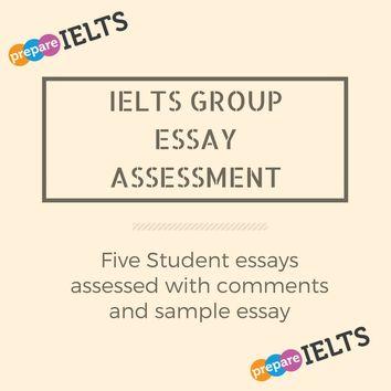 IELTS Essay Assessment