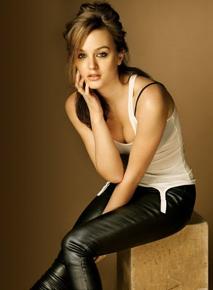 LEIGHTON MEESTER leather pants for fall! #myvsfalledit