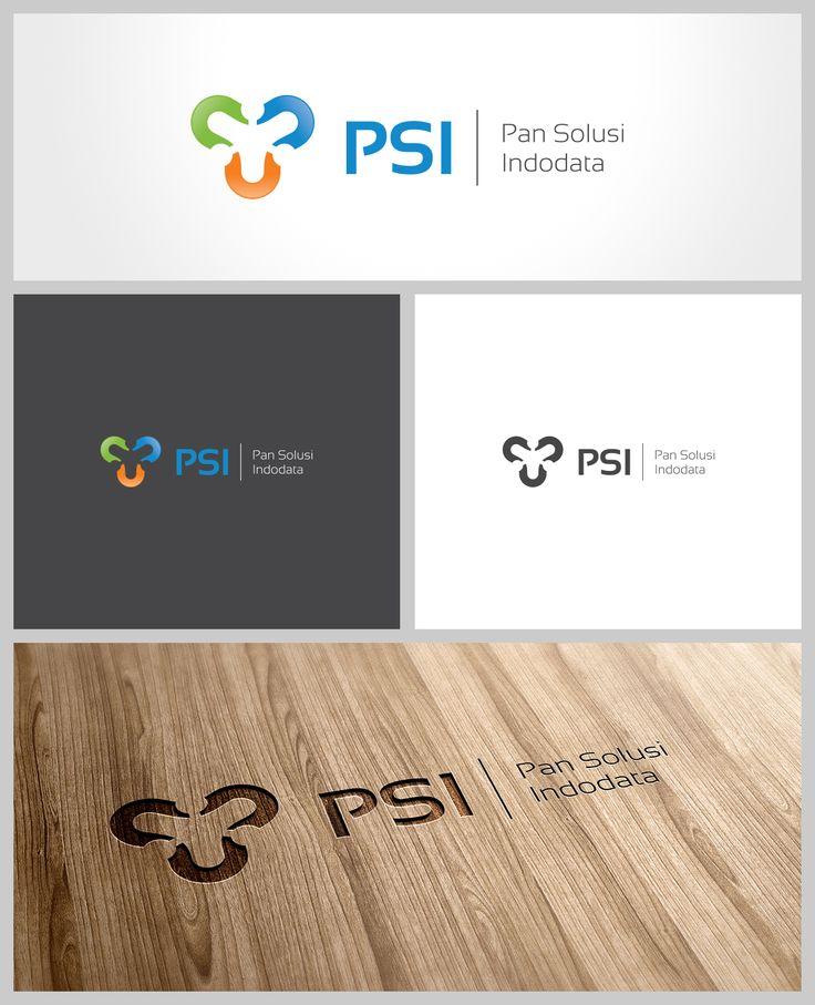 Pan Solusi Indodata, Logo, Stationery