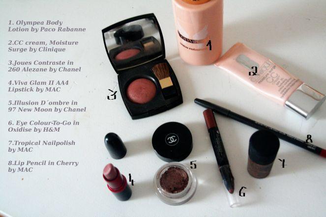 My Autumn Make-Up-Picks