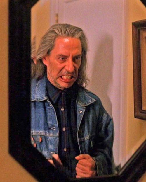 Killer Bob/Leland Palmer -- twin peaks More