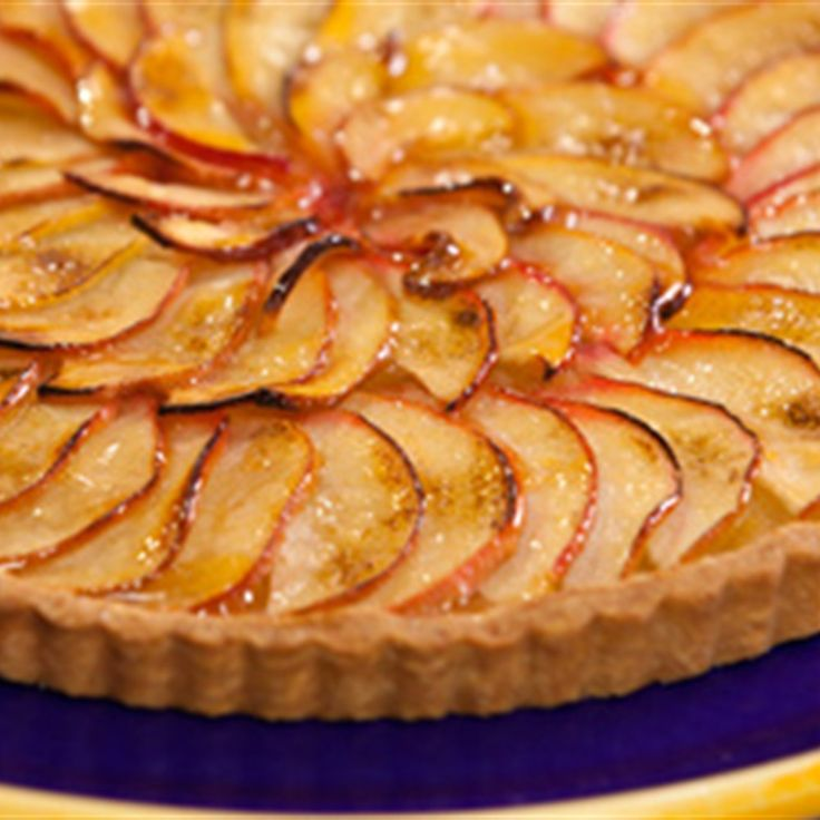 Try this Mum's Apple Tart recipe by Chef Justine Schofield . This recipe is from the show Everyday Gourmet.