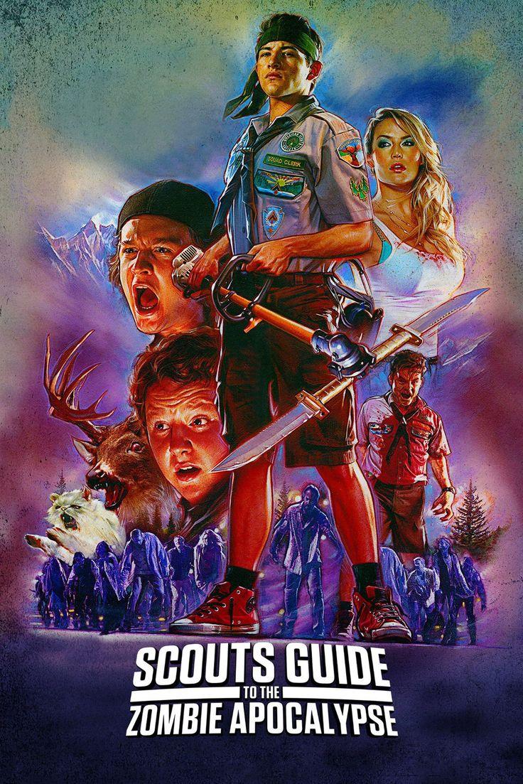 Trois scouts, amis depuis toujours, s'allient avec une serveuse badass pour devenir l'équipe de héros la plus improbable qu'il soit. Quand leur paisible ville est ravagée par une invasion de zombies, ils vont devoir se battre pour survivre et mettre leurs compétences de scouts à profit pour sauver l'humanité des zombies.