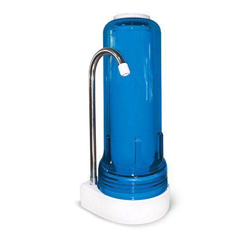 Premium Countertop Water Filter by Ecosoft - Efficient Pu