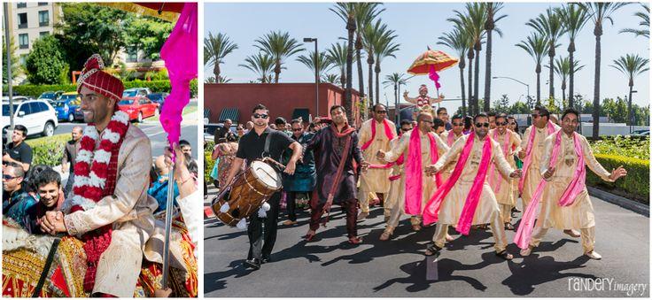 Embassy Suites Anaheim, Randery Imagery  #baraat, #Indianwedding, #ShaadiShop