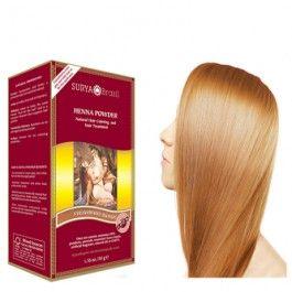 Surya Henna Powder- Strawberry Blonde