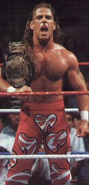 WWE World Heavyweight Championship | Shawn Michaels