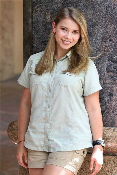 Steve Irwin's Daughter Bindi Looks All Grown Up at 14