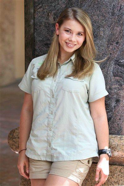 Steve Irwin's Daughter Bindi Looks All Grown Up at 14