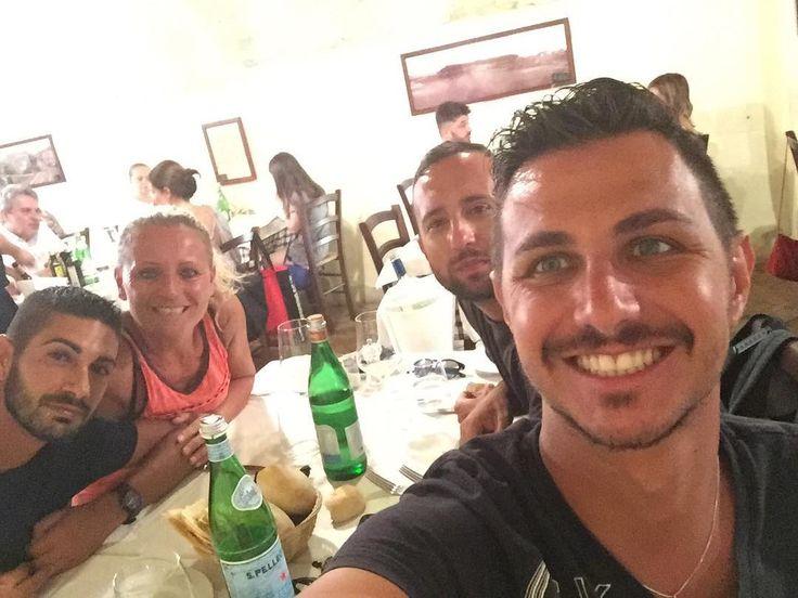 Festeggiando  #ristoranteanticacagliari #food #foodporn #top #me #love