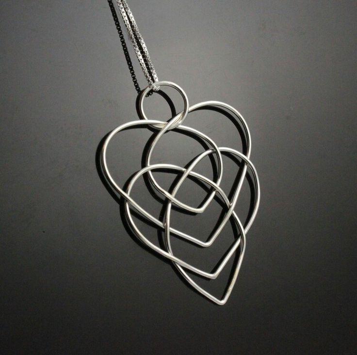 Celtic symbol for motherhood! Love this!