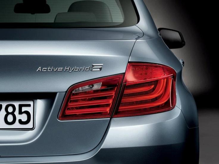 Yeni BMW ActiveHybrid 5