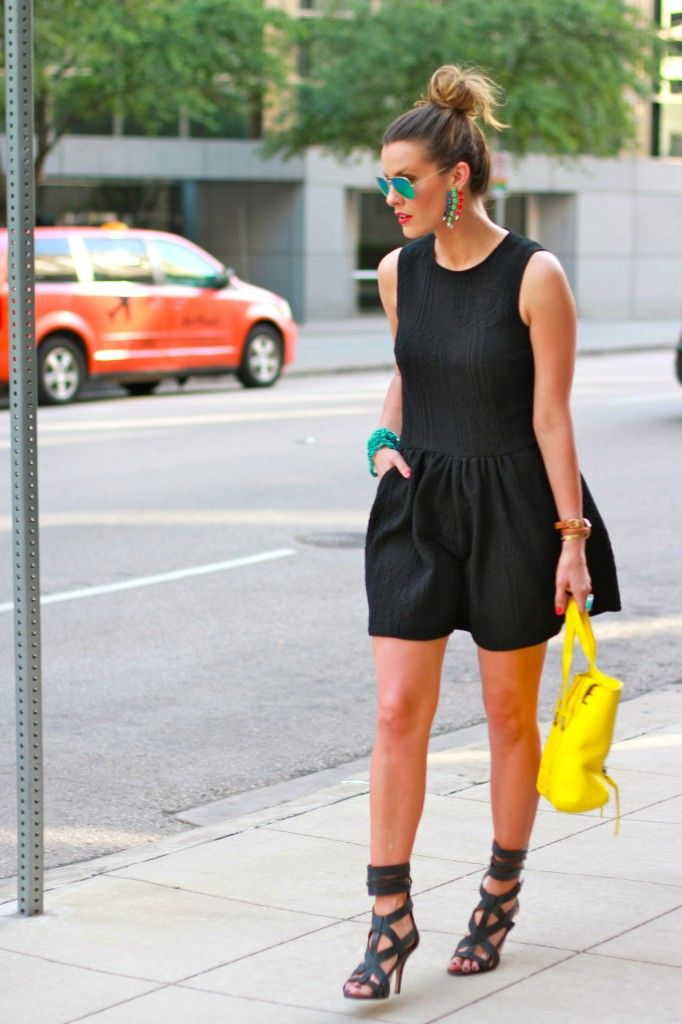 What Courtney Wore: The Simplicity of Black