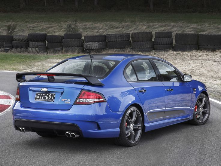 2015 Ford Falcon FPV GTF 351