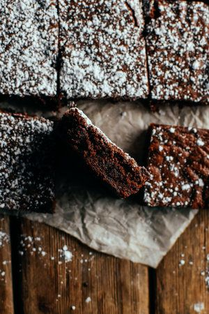 gluten free brownies (made with coconut flour) — the farmer's daughter