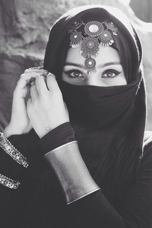 Pin by Ajeng Pipit on Niqab (Arabian) - Muslim Women ...