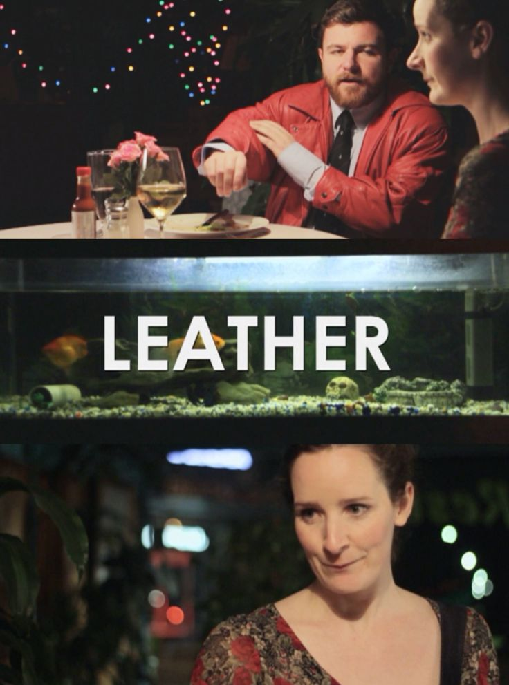 Red Leather. Anna Martin. Jason Perini